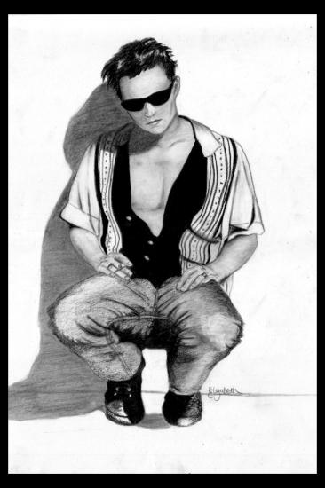 Johnny Depp by HeidiElizabeth